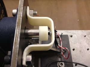 Power spool encoder